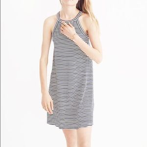 Madewell | 'District' Striped Ribbed Knit Dress